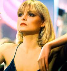 Michelle Pfeiffer en Scarface - madaboutcine