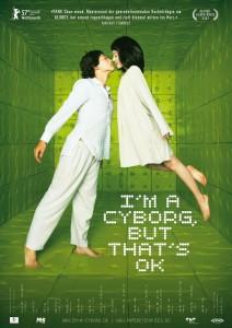 Cartel Película coreana Soy un cyborg