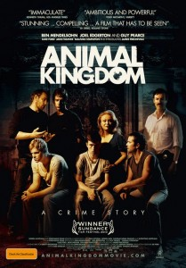 Cartel película Animal Kingdom