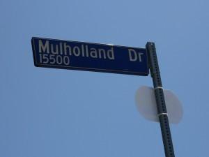 Mulholland Drive - Los Ángeles, California