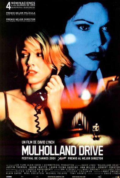 Cartel de la película Mulholland Drive