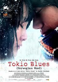 Cartel de la película Tokio Blues_en madaboutcine