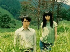 Escena de la película Tokio Blues