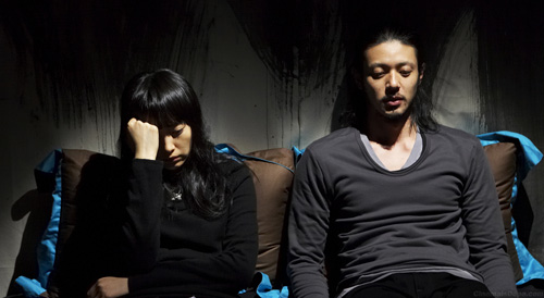 Escena de la película Dream de Kim Ki-duk