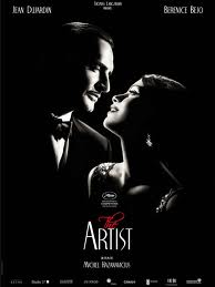 Cartel película The Artist_madaboutcine