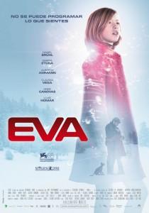 cartel película Eva