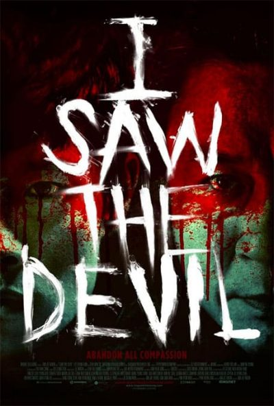 Cartel de la película I saw the devil