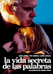 Cartel película La vida secreta de las palabras