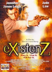Cartel película Existenz