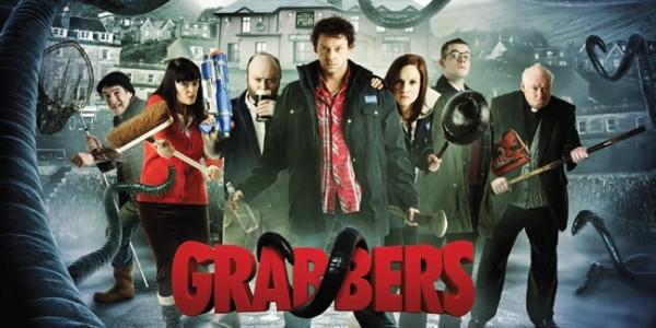 imagen de la película Grabbers