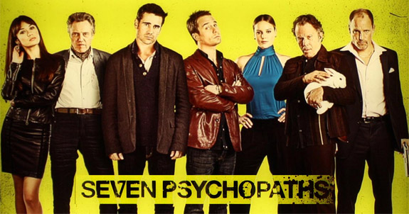 Imagen de la película Seven Psycopaths
