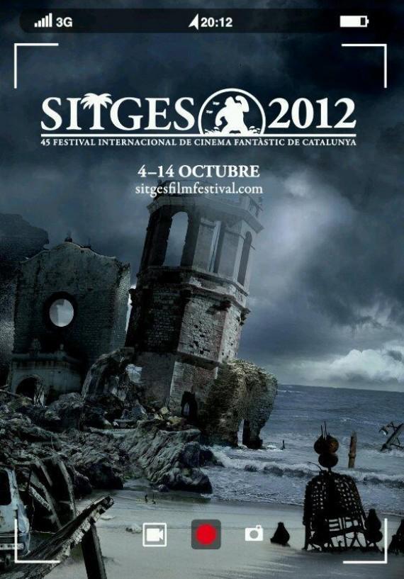 Cartel del festival Sitges 2012
