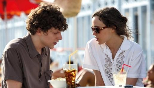 Escena de la película A Roma con amor