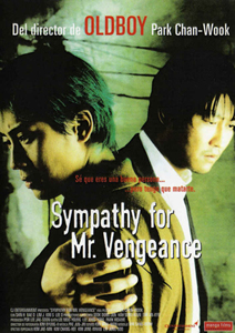 Cartel de la película Sympathy for Mr Vengeance