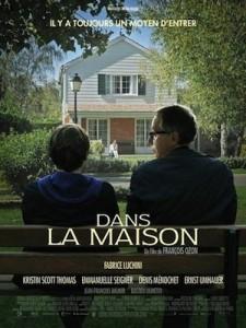 Cartel de la película En la casa