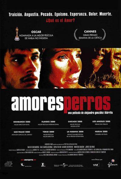 Cartel de la película Amores perros