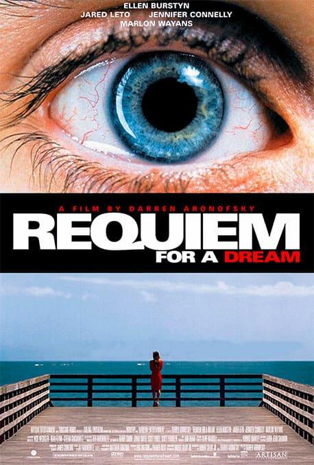 Cartel de la película Requiem por un sueño