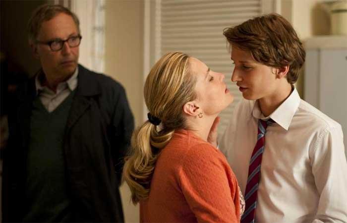 Escena de la película francesa En la casa